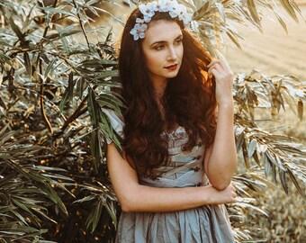 Hair blossom Dirndl