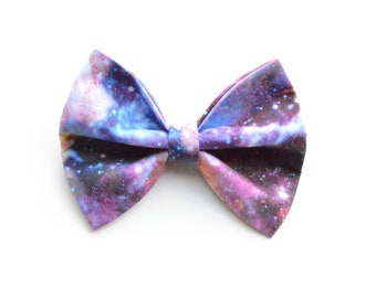 Out of This World // Dog Bow Tie