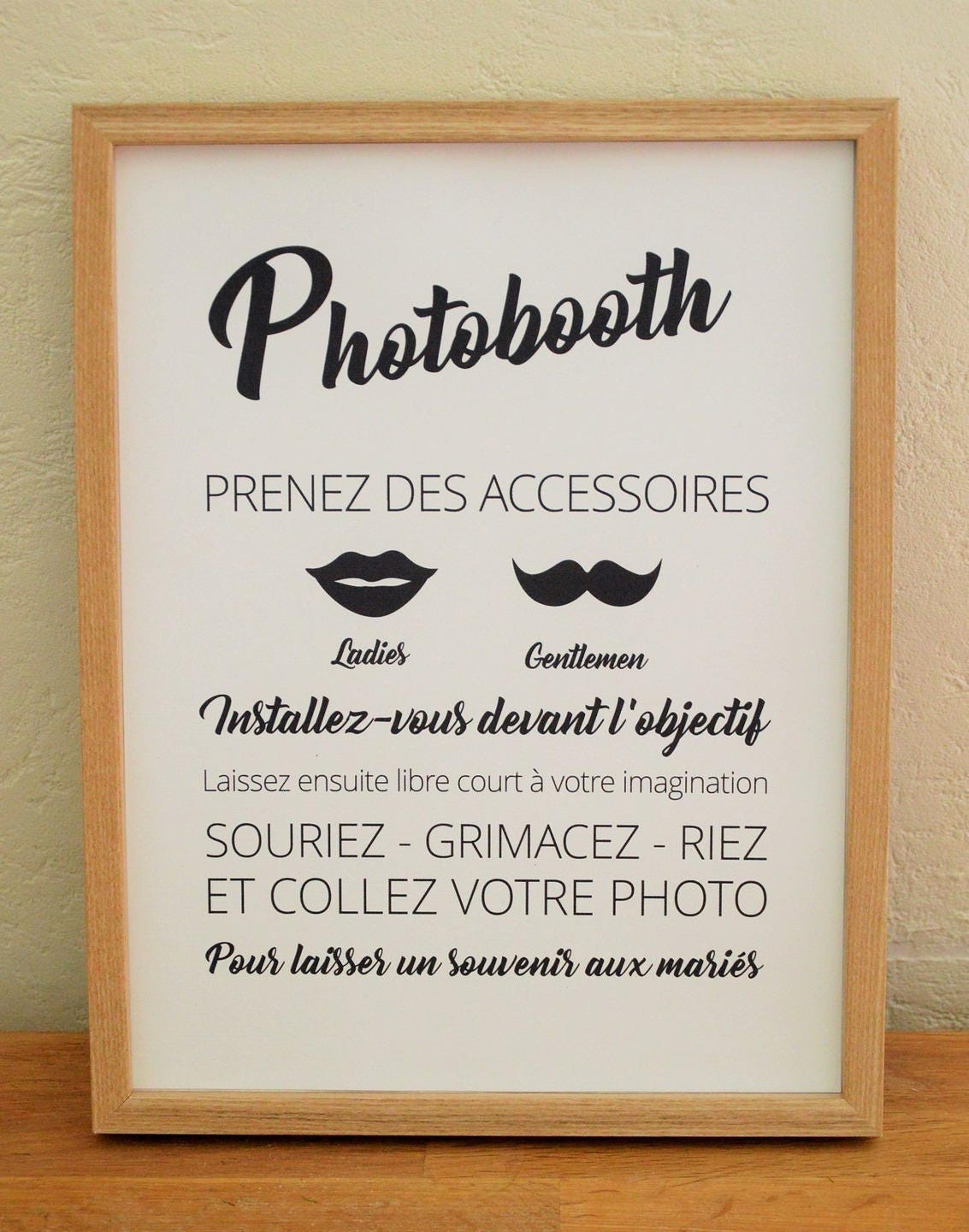 affiche photobooth mariage si78 montrealeast. Black Bedroom Furniture Sets. Home Design Ideas