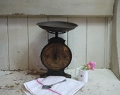 Rustic Antique Weighing S...