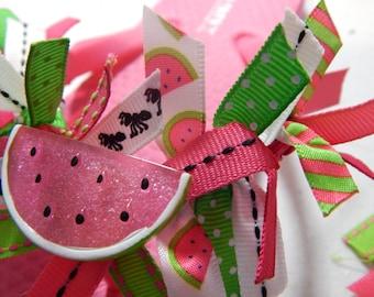 PINK WATERMELON---Girls Flip Flops