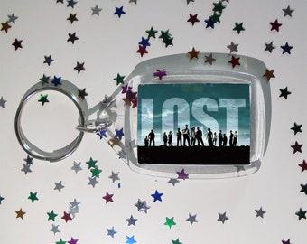 LOST Keychain - Jack Shephard - Kate Austen - Vuelo 815 Oceanic - 4, 8, 15, 16, 23, 42 - Dharma - John Locke - Sawyer - Desmond - Penny