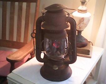 1800s CARRAIGE/BUGGY LANTERN Faithful Relic  Canada Trulite