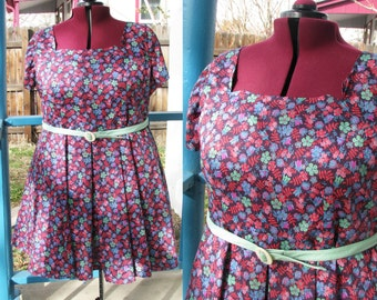 Amazing Mod Dresses---In Plus and Petite Sizes