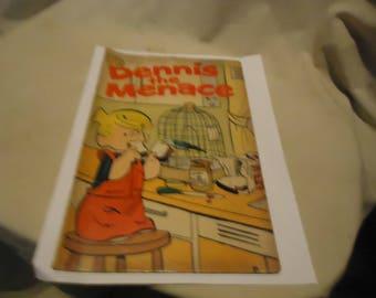 Vintage 1965 Dennis The Menace #77 Fawcett Comic Book, collectable