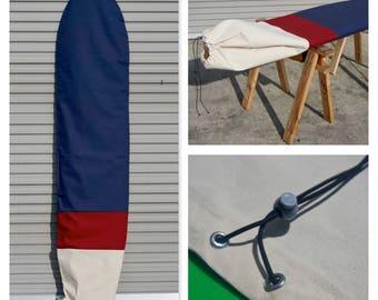Custom Canvas Surfboard Bag / Surfboard Sock - El Capitan