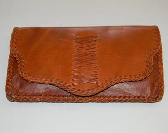 Wallet Purse Leather Artisan