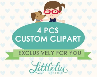 Custom Clipart exclusively for you