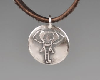 Elephant totem-charm-talisman-spirit animal-power animal