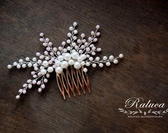Bridal Hair Comb, Wedding Headpiece, Bridal Hairpiece, Wedding Hair Comb, Wedding Accessory