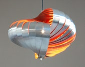 Space Age design Lamp by HENRI MATHIEU Mid Century 60ies 70ies