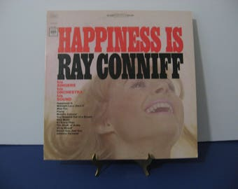 Ray Conniff  -  Happiness Is  -  Circa 1966
