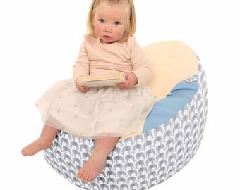 Elephant Gaga™+ Baby bean bag to toddler