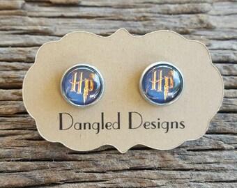 10mm HP Stainless Steel Earrings