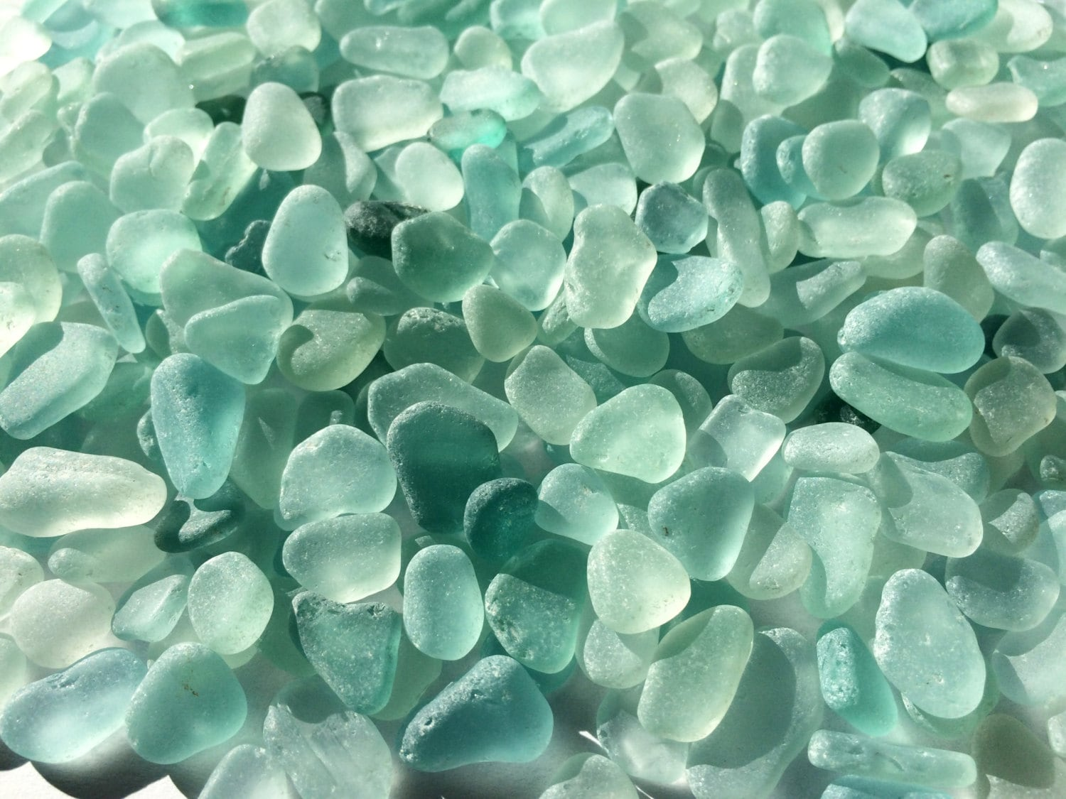 Tiny Sea Glass Blue Sea Glass Bulk Blue Bulk Wedding