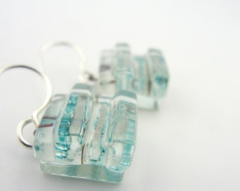 Mixed Media Glass Jewelry: Ice, Cubes