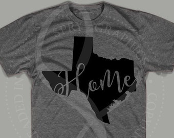 Spry Graphics Texas State Script Home T