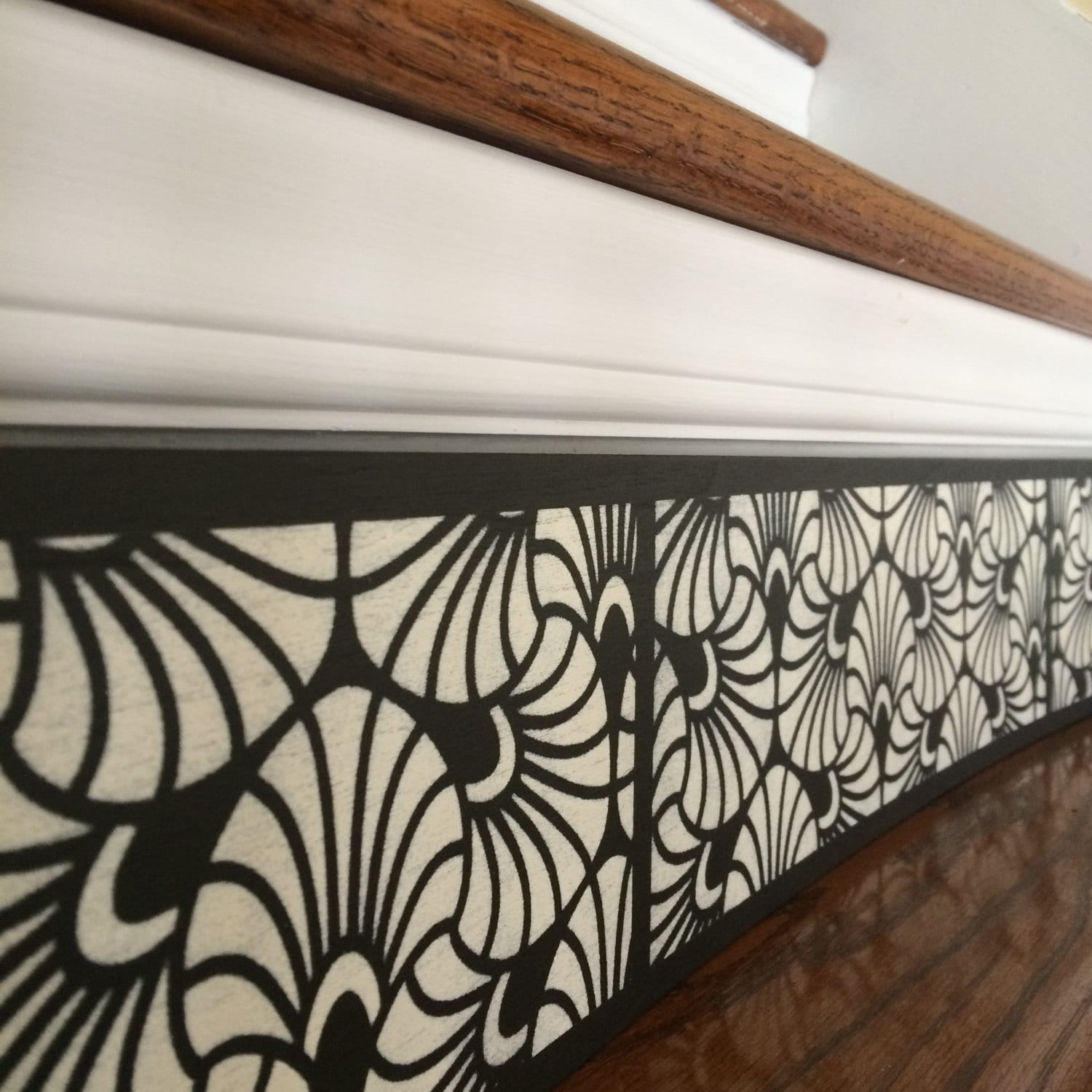 Stair Risers Instead of Stair Riser Decals Stair Stickers or