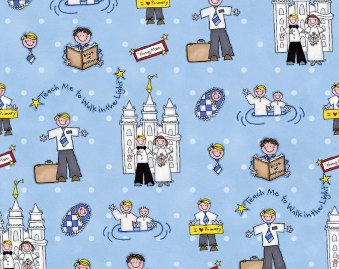 Boys Life Missionary 100% Cotton  (non flannel)    Buy TWO - Get ONE FREE!  See below -