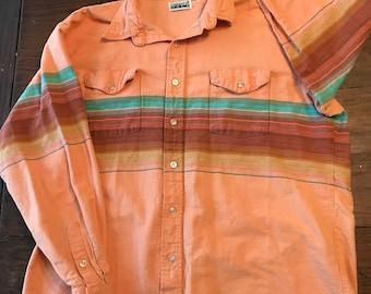 Western Oxford Shirt