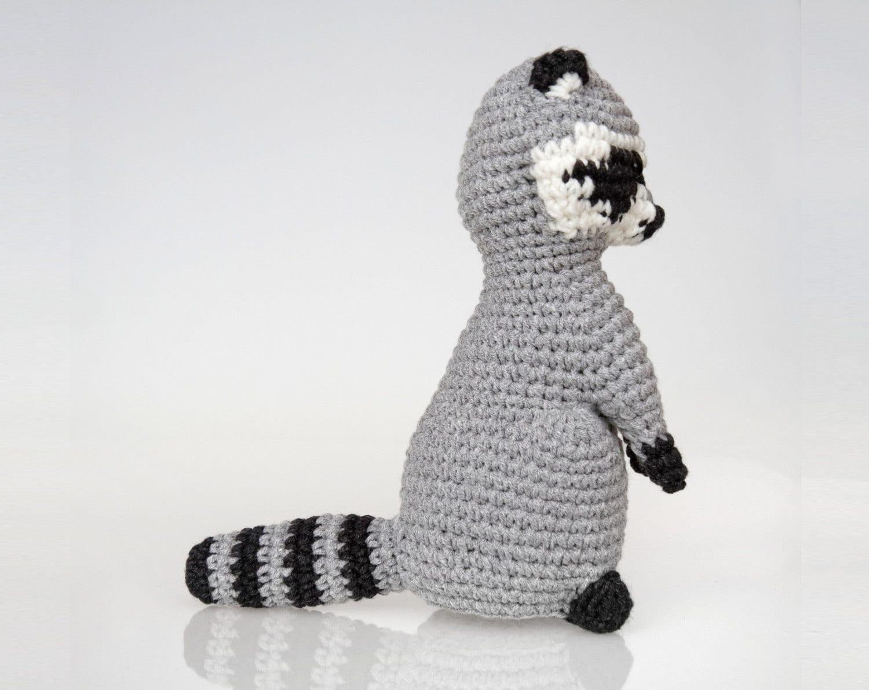 Amigurumi Patterns For Sale : Raccoon amigurumi pattern meerkat amigurumi pattern crochet