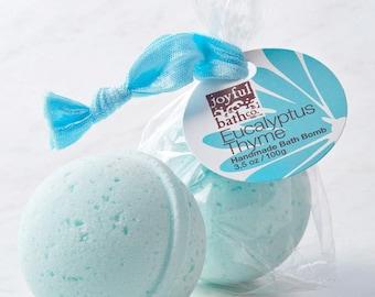 NEW!!! Handmade Bath Bomb - Eucalyptus Thyme
