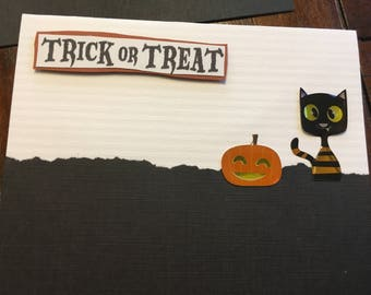Halloween cards - set of 2