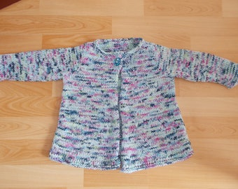 Cardigan in 100% cotton 18 months