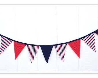 Nautical Banner Etsy