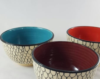 Scale bowl, pick your color!