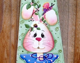NEW 2018 - Spring Is Here Bunny Ornament