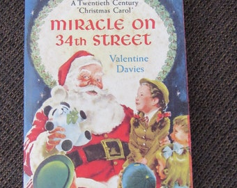 Miracle On 34th Street by Valentine Davies 1959 Free Shipping