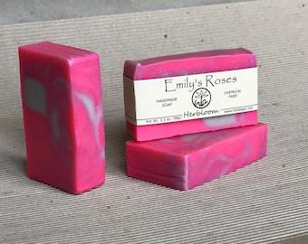 Emily's Roses Soap