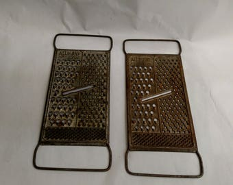 Vintage All in One Graters