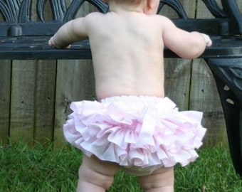 Sassy Fancy Ruffle Panty, Ruffle Pants, Ruffle Bloomers, Fancy Pants, Handmade Sassy Britches Great photo prop