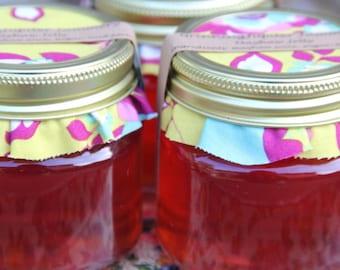 Homemade Mayhaw Jelly