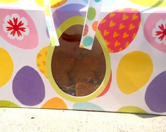 Gourmet Dog Treats - Easter Egg Hunt - Gift Tote Vegetarian All Natural - Shorty's Gourmet Treats