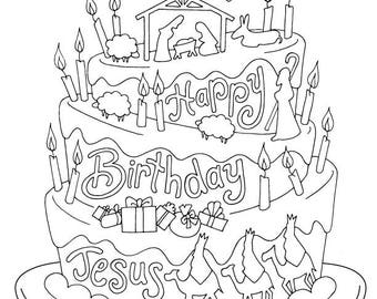 Joy to the world christmas coloring page kids holiday happy birthday jesus christmas coloring page kids holiday slugs and bugs printable publicscrutiny Images