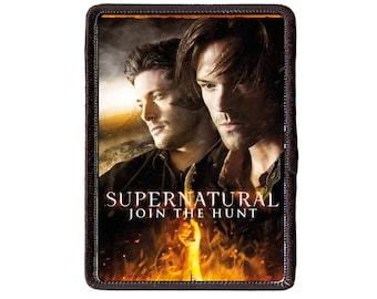 Supernatural Jensen Ackles Jared Padalecki Sam Dean Winchester Sew On patch