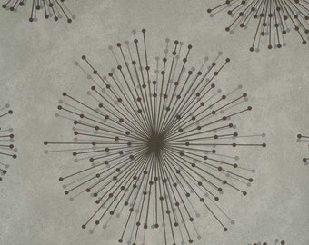 FD54119 Jetson Champagne Grey Starburst Wallpaper