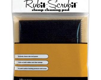 Ranger Rubit-Scrubit stamp cleaning kit
