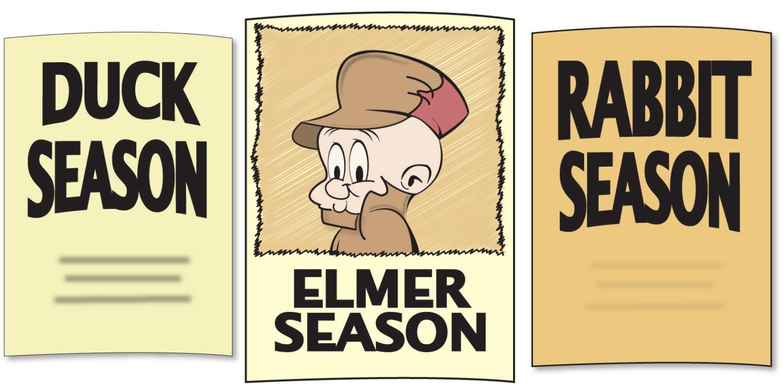 Looney Tunes Rabbit Season Duck Season Elmer Season 11