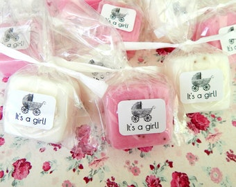 Its a Girl Favors Soap Favors Baby Carriage Its a Girl Baby Shower Favors Baby Shower Girl Party Favor Girl Gender Reveal Baby Announcement
