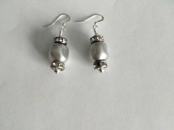 Swarovski Pearl Earrings E6151763