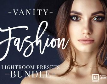 80 Fashion Lightroom Presets Bundle