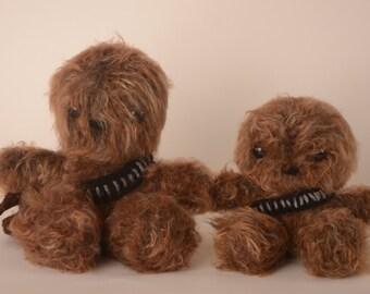 Chewbacca Star Wars Crochet Toy Doll