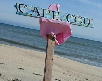 Custom Driftwood Sign