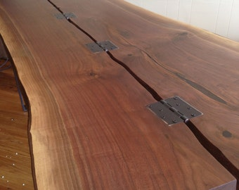 Ontario Live Edge Furniture, Live Edge Islands, Counters, Vanities and beds. Wood Slab Benches