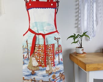 Apron country Adult