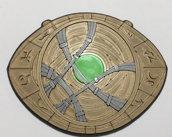 3D Printed Dr Strange Eye of Agamotto Coaster